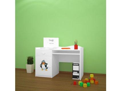 b04 dětský psací stůl 31 s obrázkem antarktida (2)