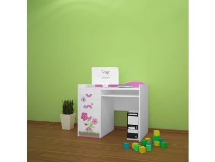 b08 dětský psací stůl dm08 s obrázkem beruška (5)