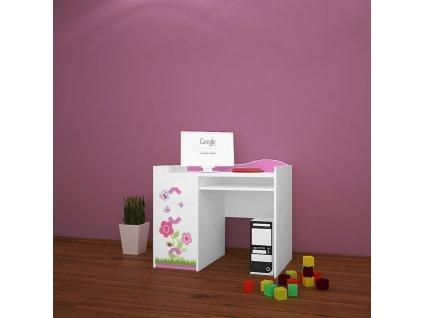 b10 dětský psací stůl dm08 s obrázkem beruška (6)