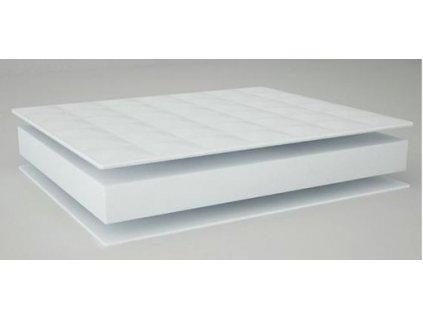 dětská molitanová matrace do postýlky 120 x 60 cm