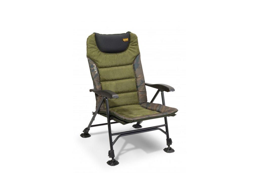 Anaconda křeslo Freelancer Recliner Carp Seat - 1