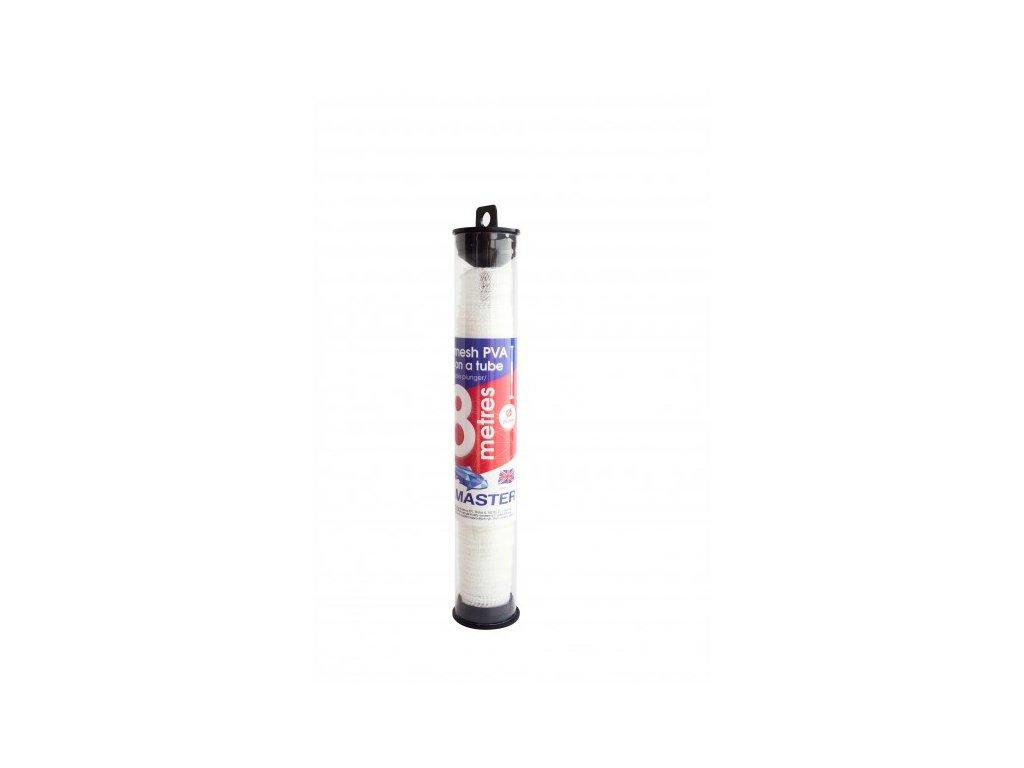 PVA punčocha PVA MASTER 8 metrů na tubě + pěchovadlo 25 mm Micromesh