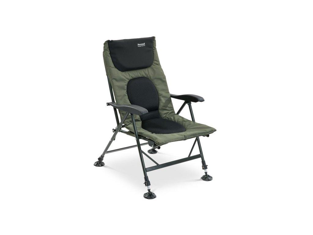 Anaconda rybářské křeslo Lounge Chair XT-6