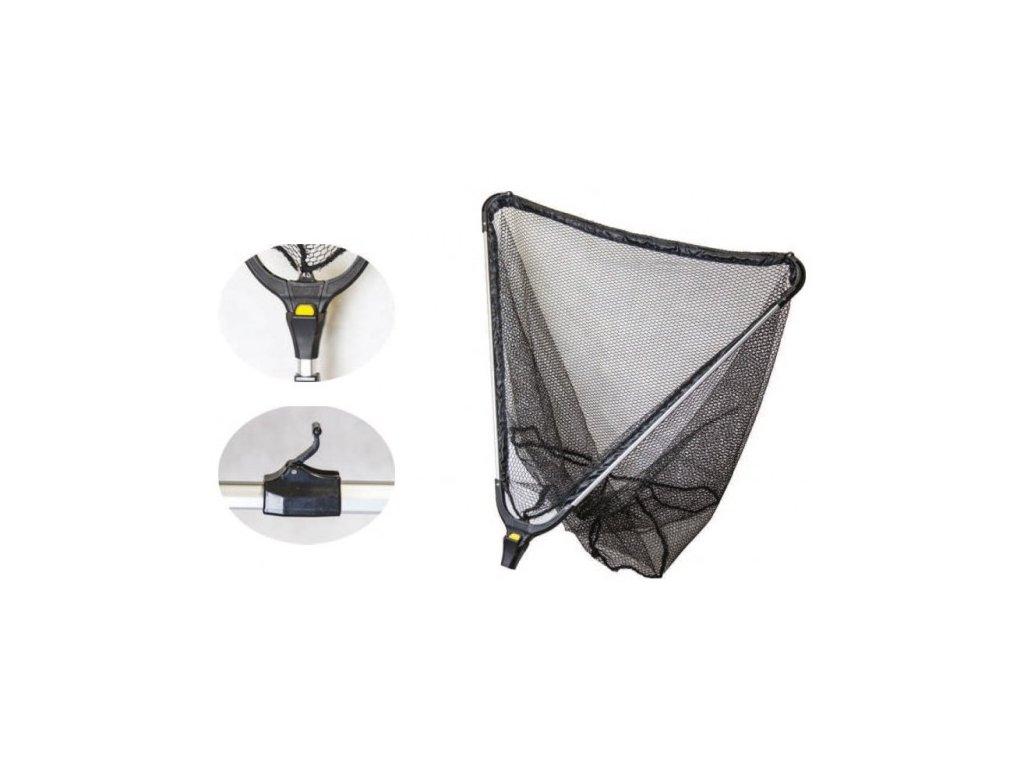 Mistrall podběrák s gumovou síťkou Velikost 1,50 m