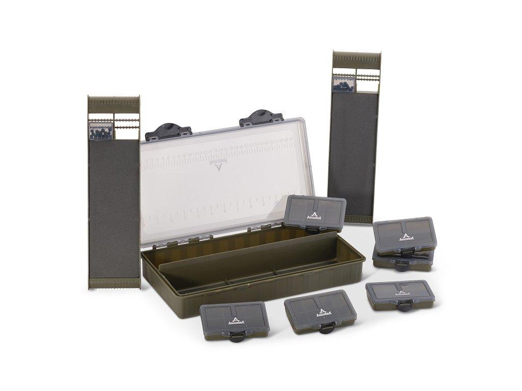 Anaconda krabička na návazce a bižuterii Session Tackle Box