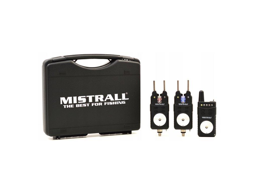 Mistrall sada signalizátorů ALU 2+1 R+B