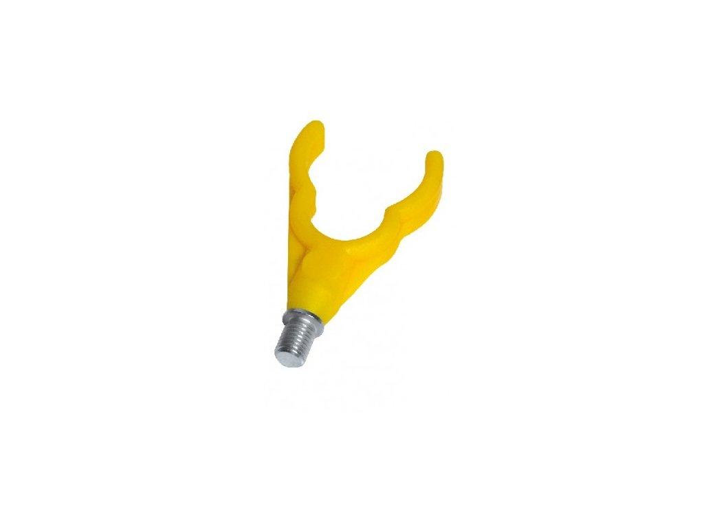"""Daemons rohatinka plastová s čepem W3/8"""" žlutá varianta: zadní """"U"""""""