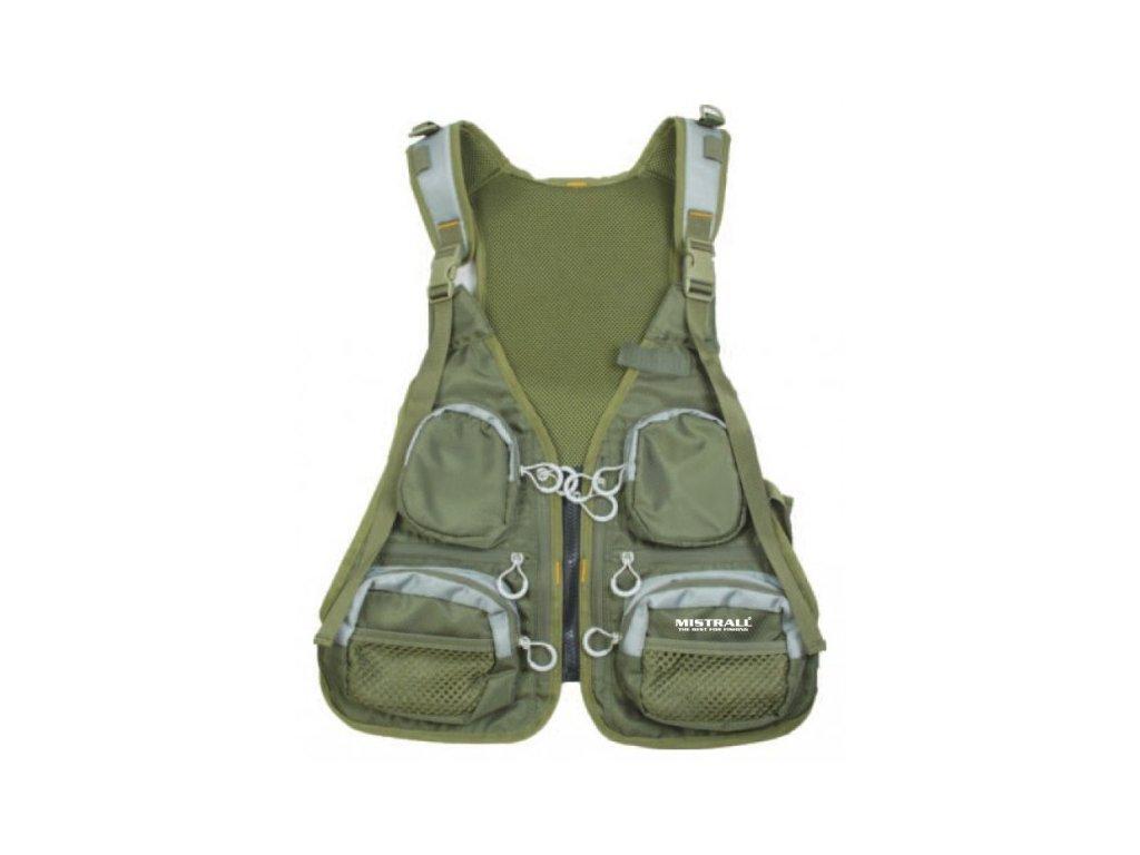 Mistrall rybářská vesta X3