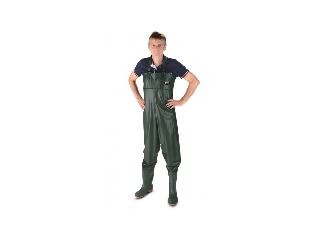 Brodící kalhoty Saenger Wathose PVC
