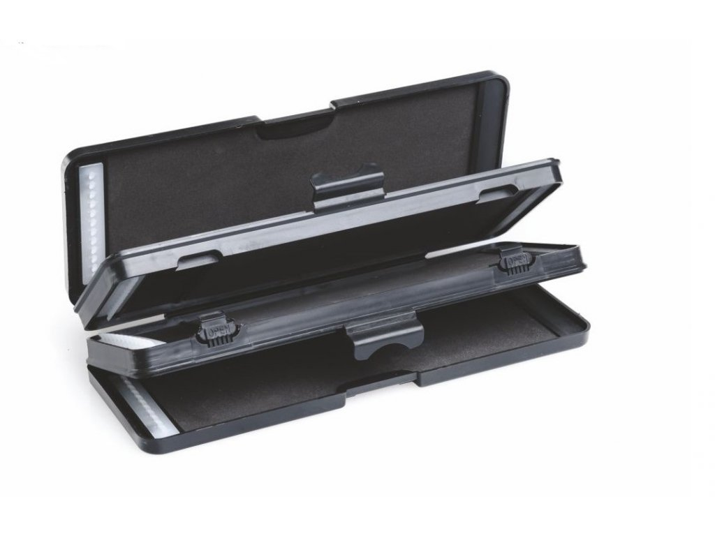 Mistrall krabička na návazce s dvěma mezistěnami, 250x90x44 mm
