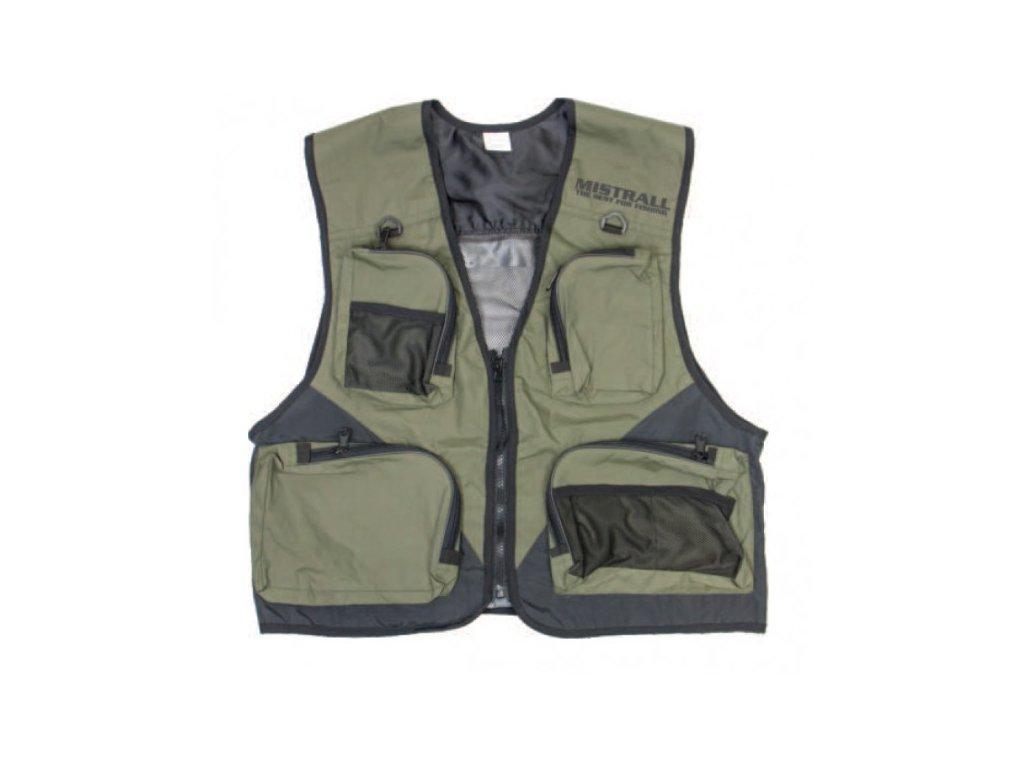 Mistrall rybářská vesta X2