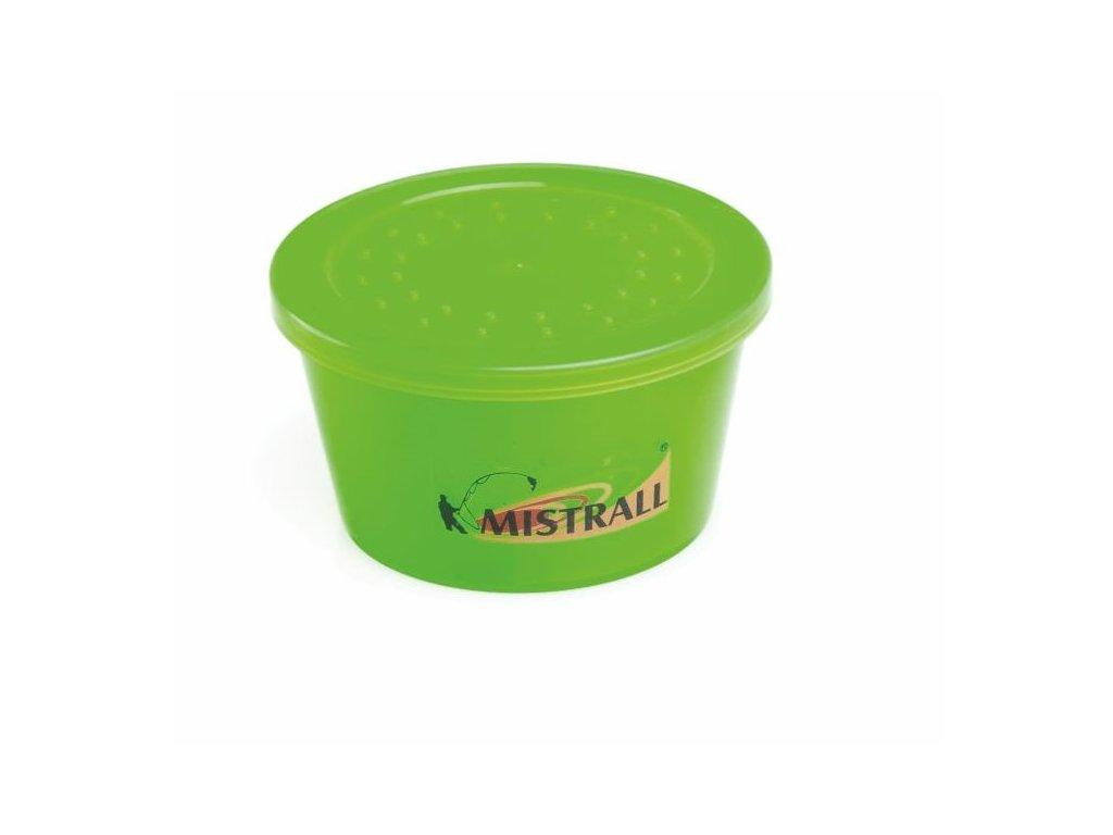 Mistrall krabička na živou nástrahu middle, 90x45 mm