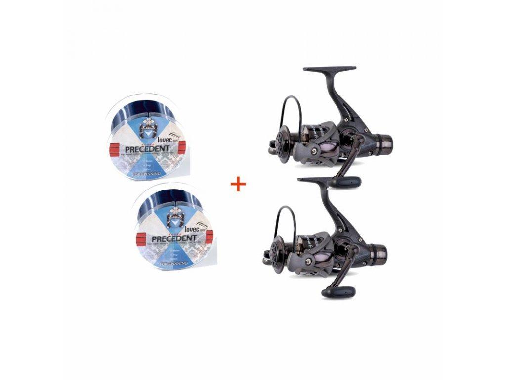 Saenger naviják se zadní brzdou Skymaster NG-3 R Series (4000) Akce 1+1 s dárky
