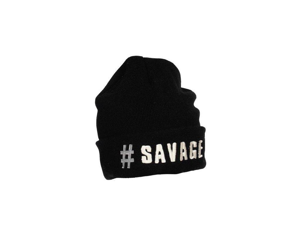 savage gear cepice simply savage beanie