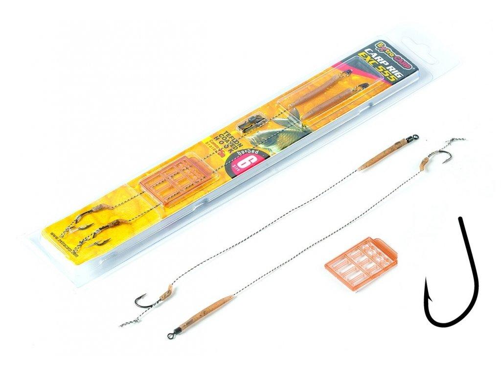 carp rig exc 555 1