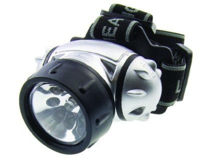 Mistrall čelovka 9 LED diod