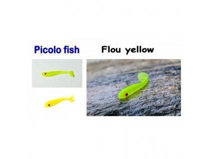 Picolo Fish, 38mm, 0,4g