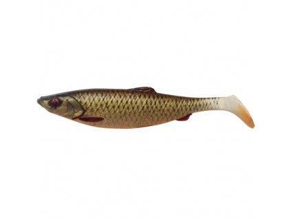 savage gear gumova nastraha 4d herring shad dirty roach
