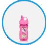 Detské športové fľaše