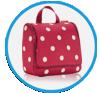 Kozmetické tašky a kufre