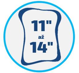Tašky na notebook 11 - 14''