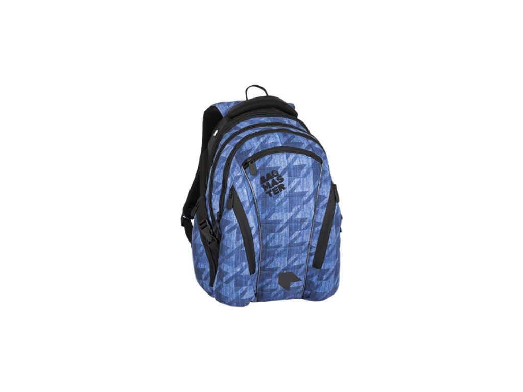 Bagmaster BAG 8 B BLUE/BLACK  + LED Čelovka 3W