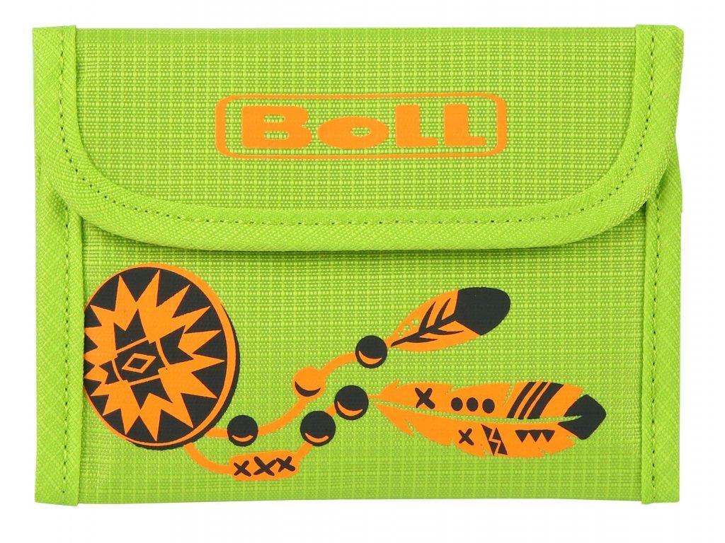 Boll Kids Wallet LIME