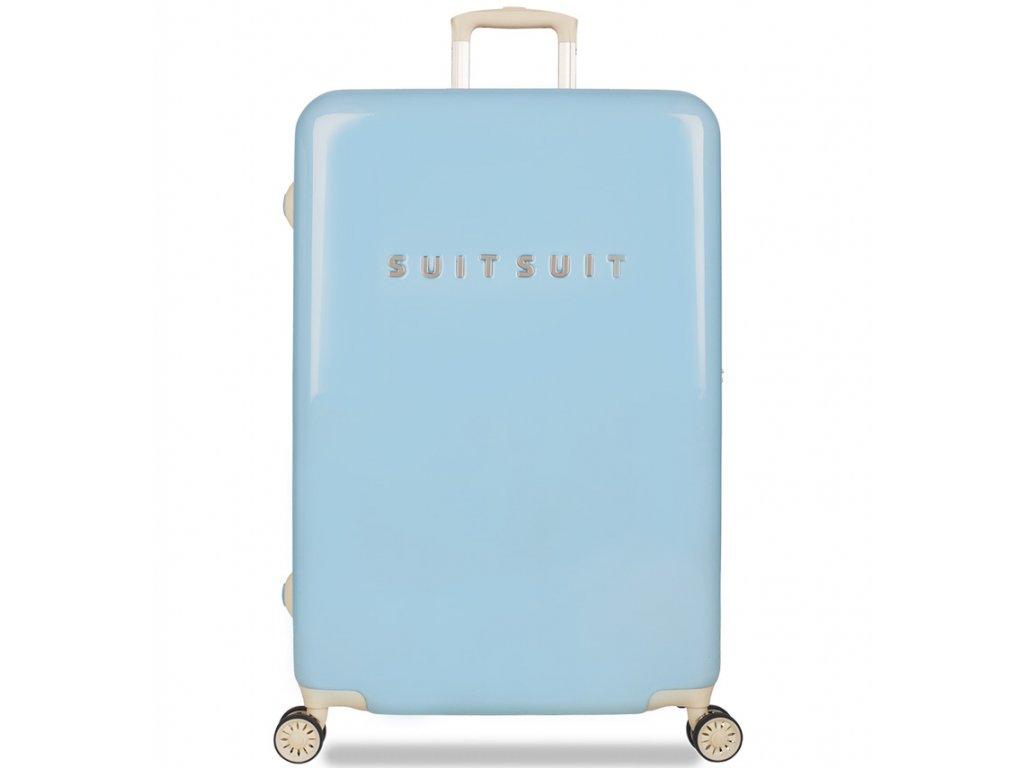 1c32afb5efec7 cestovný kufor SUITSUIT® TR-1240/3-L - Fabulous Fifties Baby Blue + ...