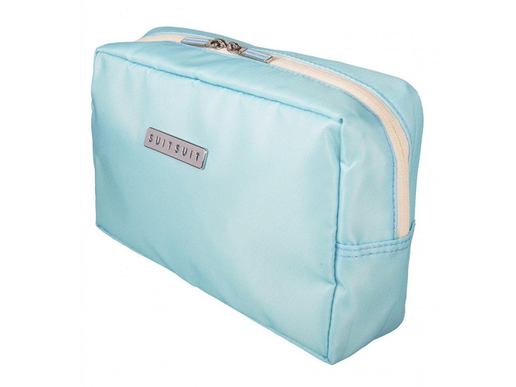 cestovný obal na kosmetiku SUITSUIT® Baby Blue