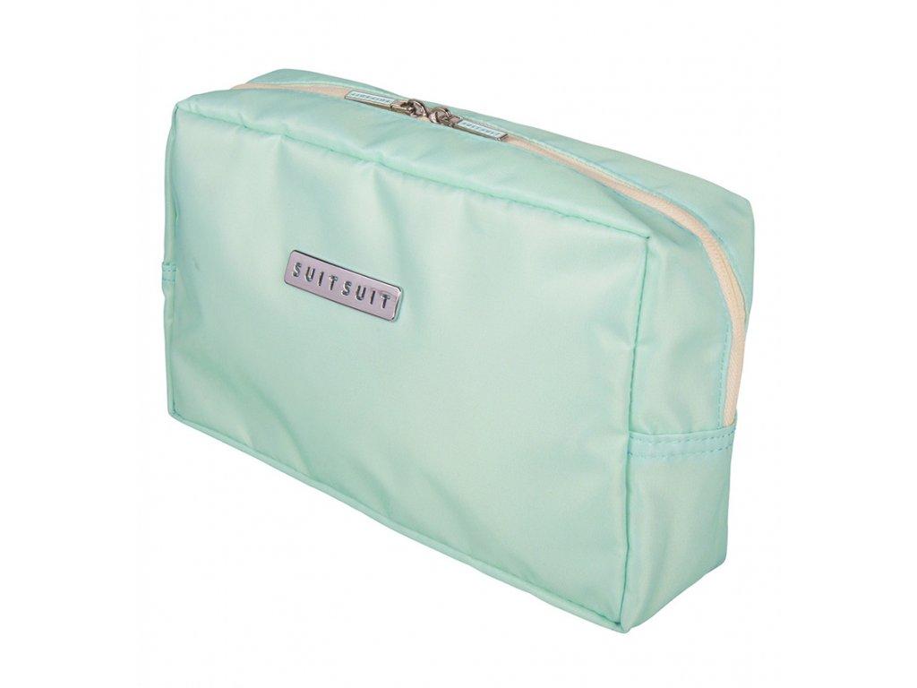 cestovný obal na kosmetiku SUITSUIT® Luminous Mint
