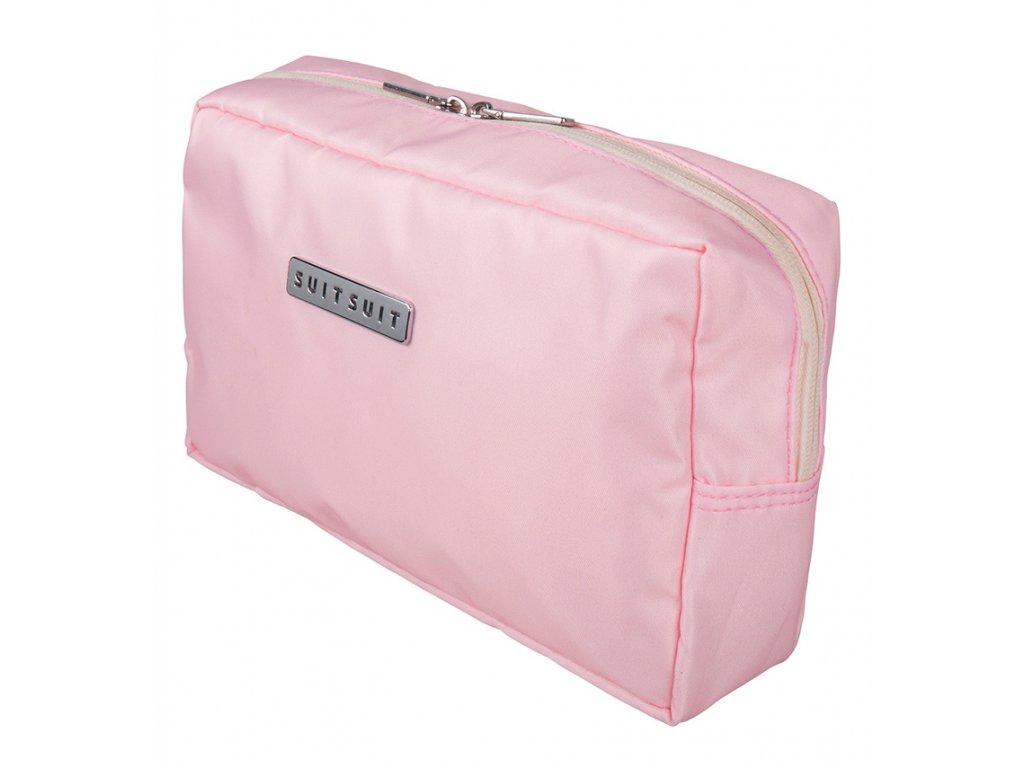 cestovný obal na kosmetiku SUITSUIT® Pink Dust