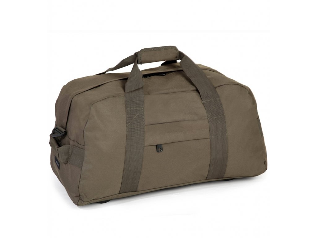 Cestovná taška MEMBER'S HA-0046 - khaki