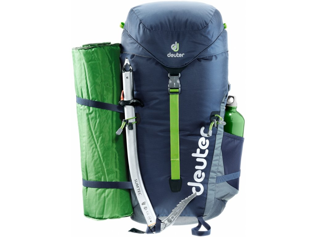 Deuter Gravity Expedition 45 Navy-granite - Batoh + LED Svítilna ... d607b6666f