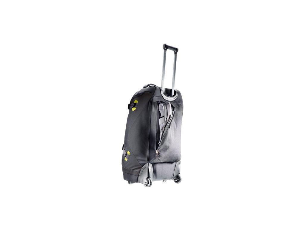 d2fbedc051dde ... Deuter Helion 80 čierna/zelená - Cestovná taška na kolečkách + LED  Svítilna ...