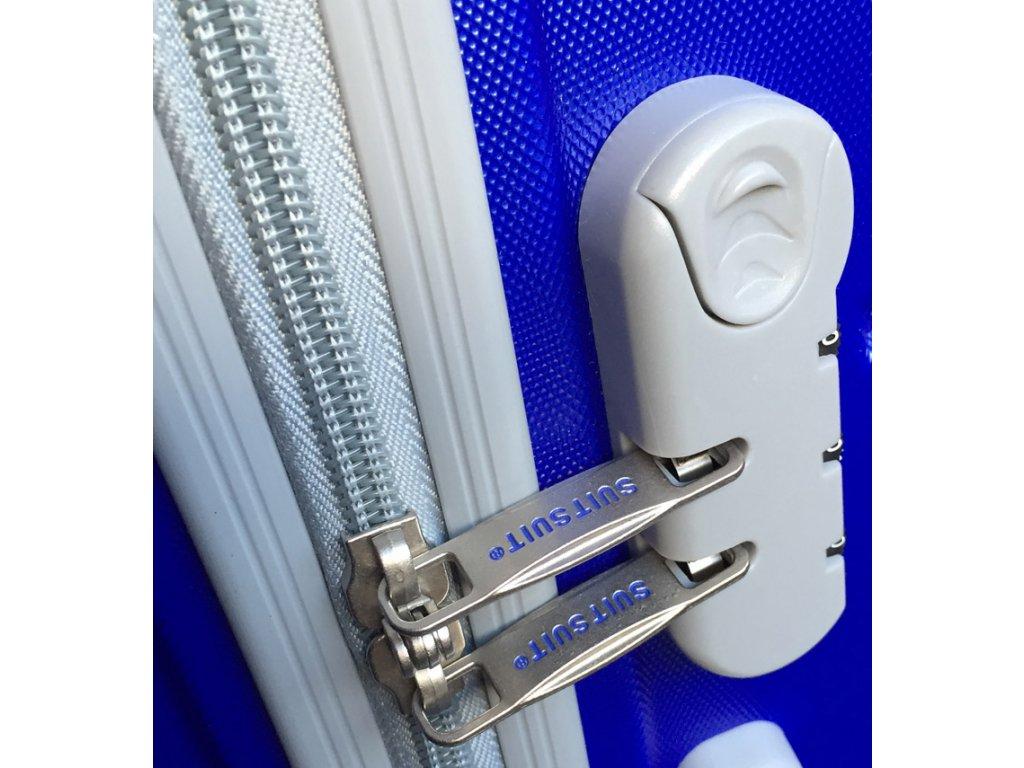 1331ca3475eb6 ... kabinová batožina SUITSUIT® TR-1225/3-S ABS Caretta Dazzling Blue + ...