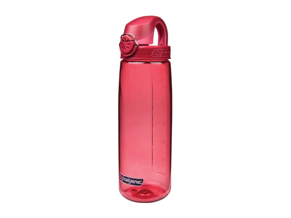 Nalgene OTF 750 ml Beet Red / Beet Cap - láhev