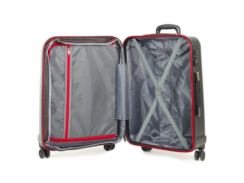 3a9d75bc6e92e ... cestovný kufor ROCK TR-0165/3-L ABS - strieborná + LED Svítilna ...