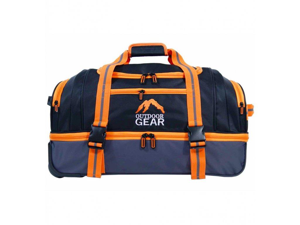 aecf5e4cc6bf7 ... Cestovná taška na kolečkách GEAR T-805/30