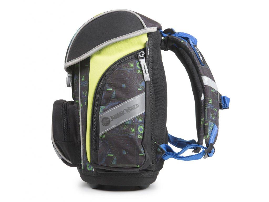 ... Školní batoh PREMIUM Jurassic World 7-72818 + LED Svítilna ... 1131c3f75c