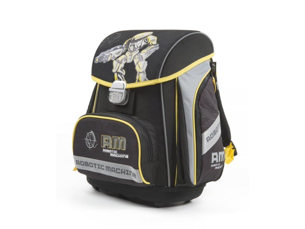 902fc5d372 Školní batoh PREMIUM Robot 7-73018 - SvetBatohov.sk