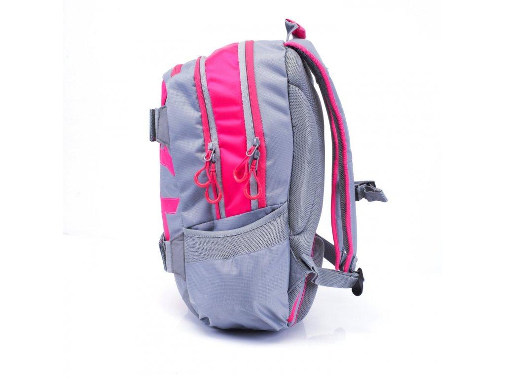Studentský batoh OXY Sport NEON LINE Pink 3-17417 - SvetBatohov.sk 01af842142