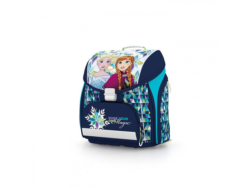 Školní batoh PREMIUM Frozen 3-72817  + LED Svítilna