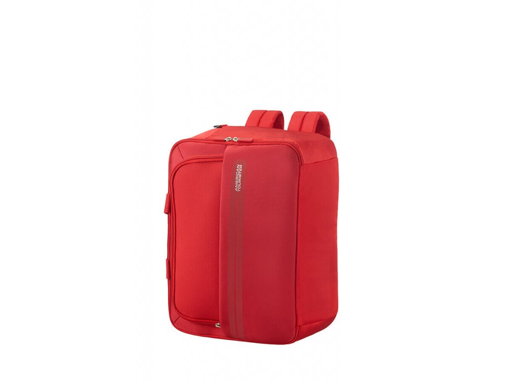c5868f2d00 ... 145418 1 american tourister summer voyager way boarding bag ribbon red  ...