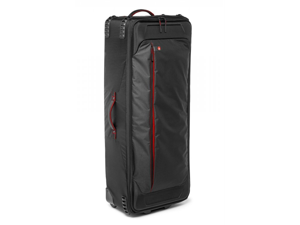 Manfrotto PL-LW-99, Rolling organizer, fotografický kufr na kolečkách vel. 99 řady Pro Light  + LED Svítilna