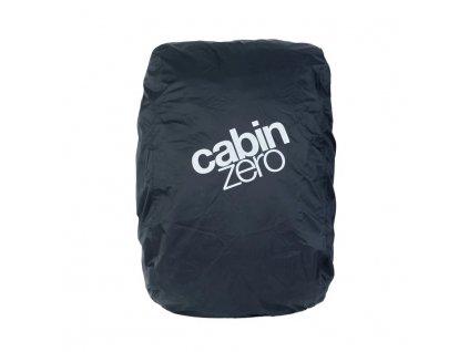 CabinZero Adventure Absolute Black Raincover