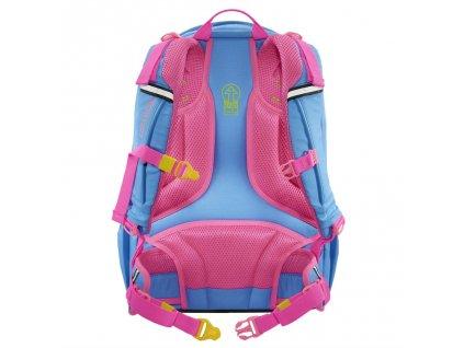 Školní batoh coocazoo ScaleRale, MeshFlash Neonpink, certifikát AGR sk