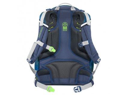Školní batoh coocazoo ScaleRale, Sonicli.Green, certifikát AGR sk