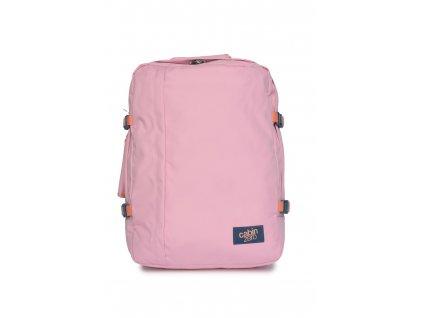 Cabinzero Classic 44L Flamingo Pink  + LED Čelovka 3W