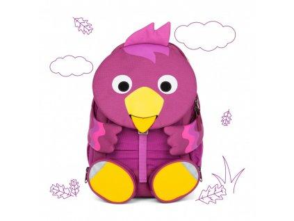 Affenzahn detský batoh do školky Ptáček Bibi