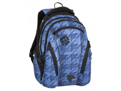 Bagmaster BAG 8 B BLUE/BLACK  + LED Čelovka 3W